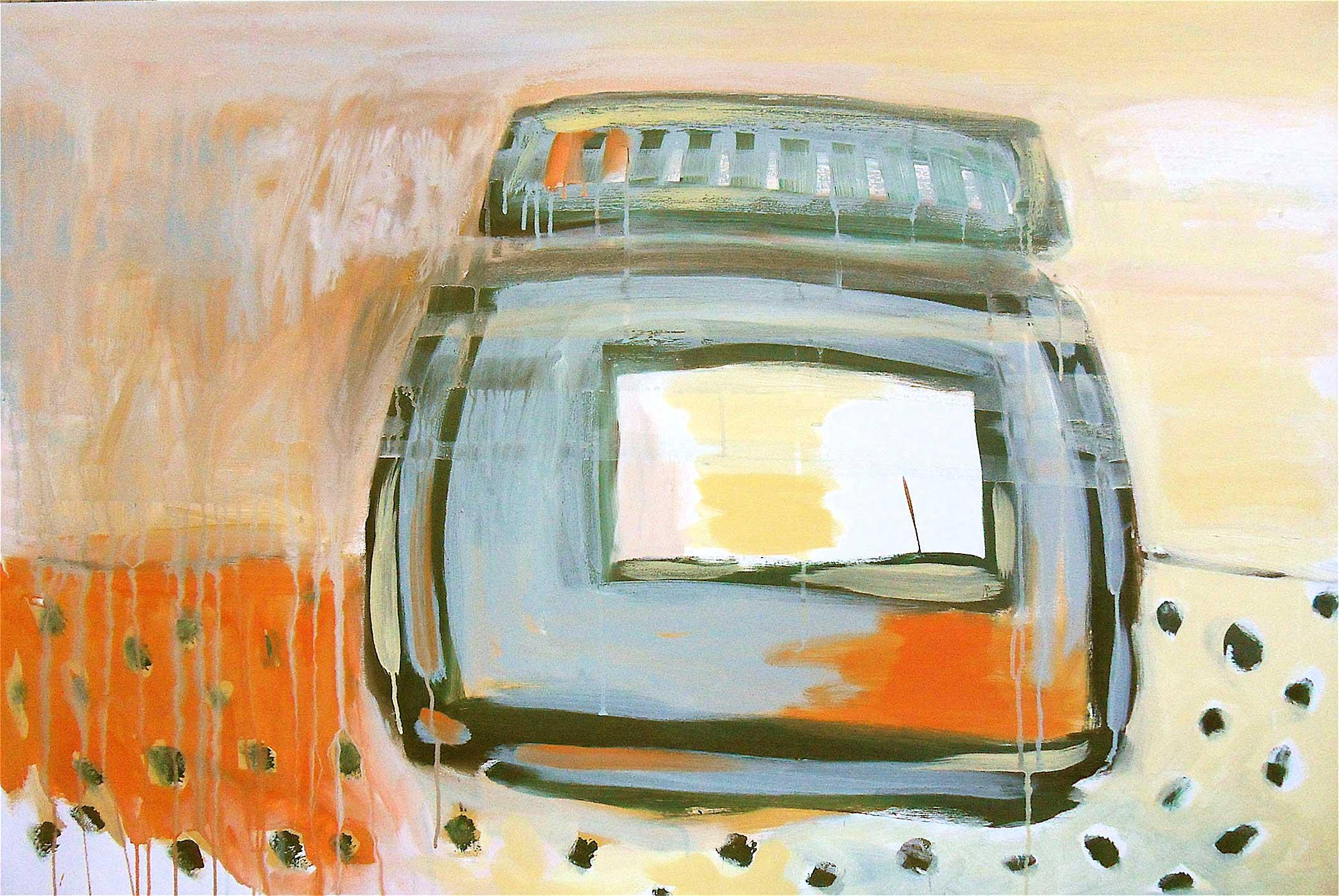 Cremetiegel-80-x-120-cm-oel-auf-Leinwand